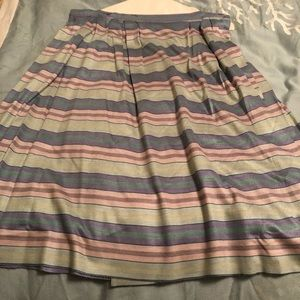 2 Skirts, 1 top.